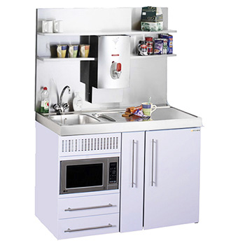 1200mm Wide Tiny Tea Kitchen